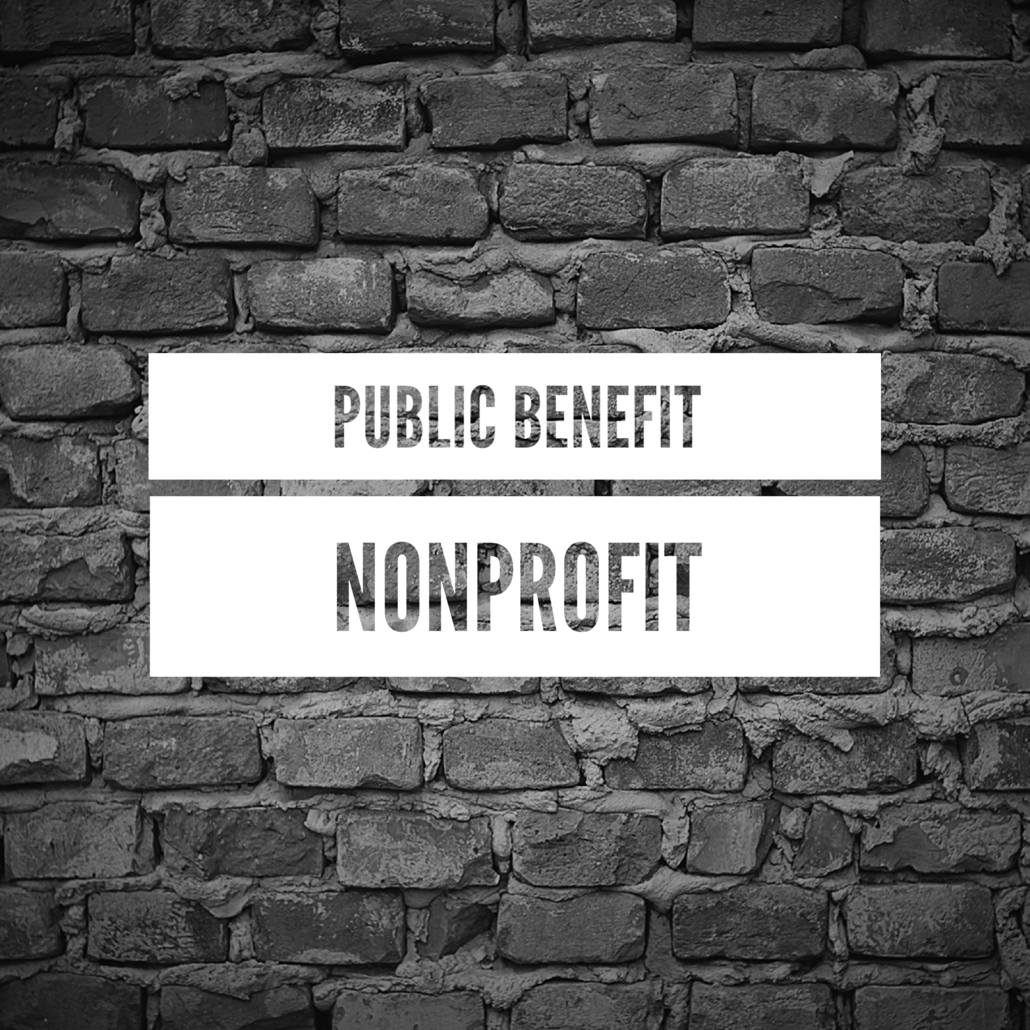 public benefit nonprofit copywriting